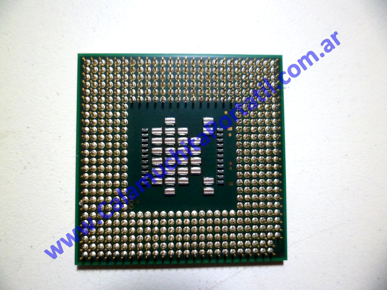 0056QQA Procesador Toshiba Satellite A205-S4797