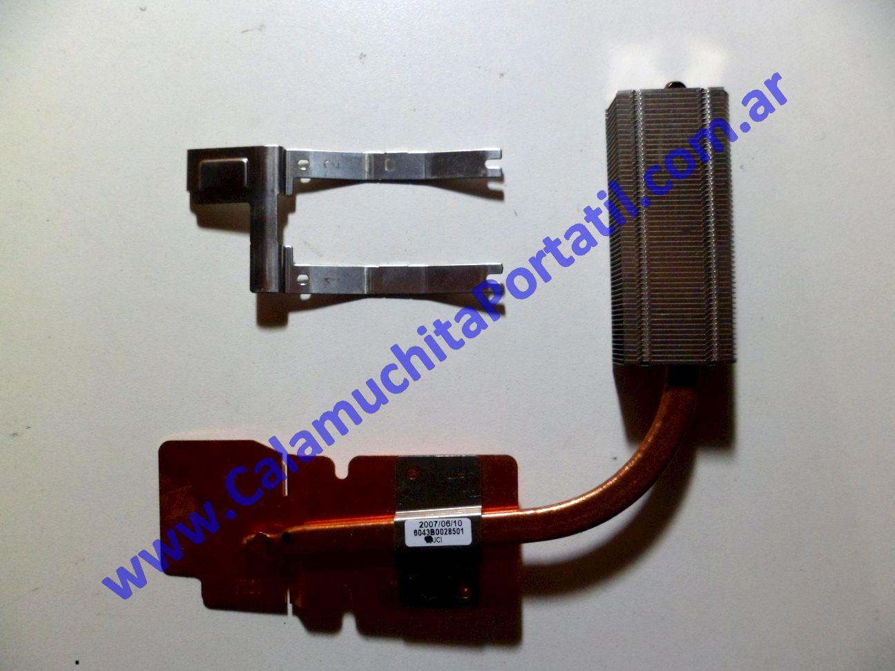 0056UDA Disipador Toshiba Satellite A205-S4797