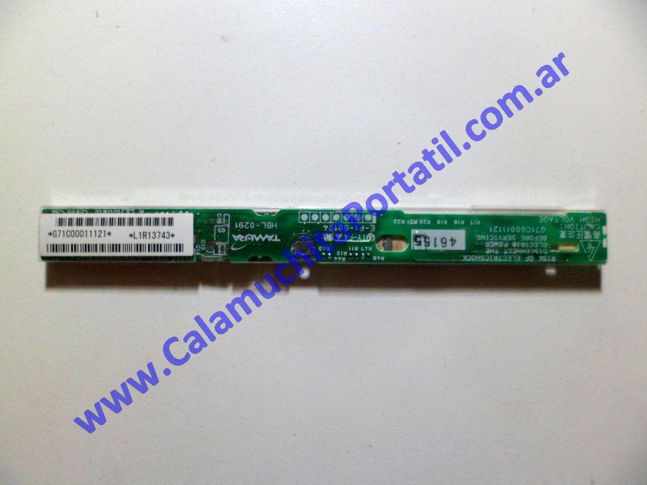 0058INV Inverter Toshiba Satellite A40-SP151