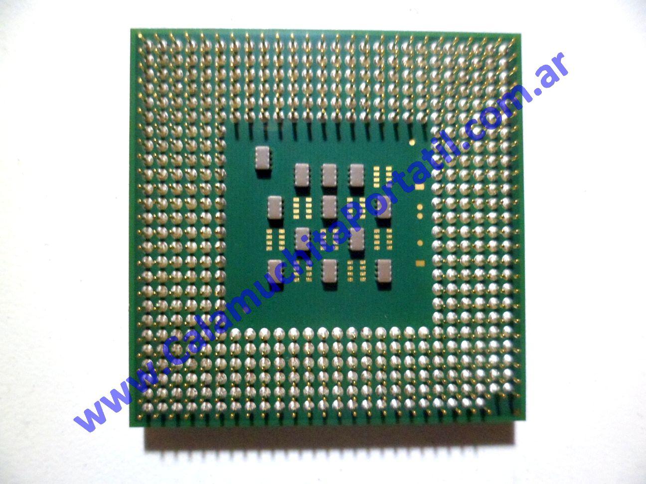 0058QQA Procesador Toshiba Satellite A40-SP151