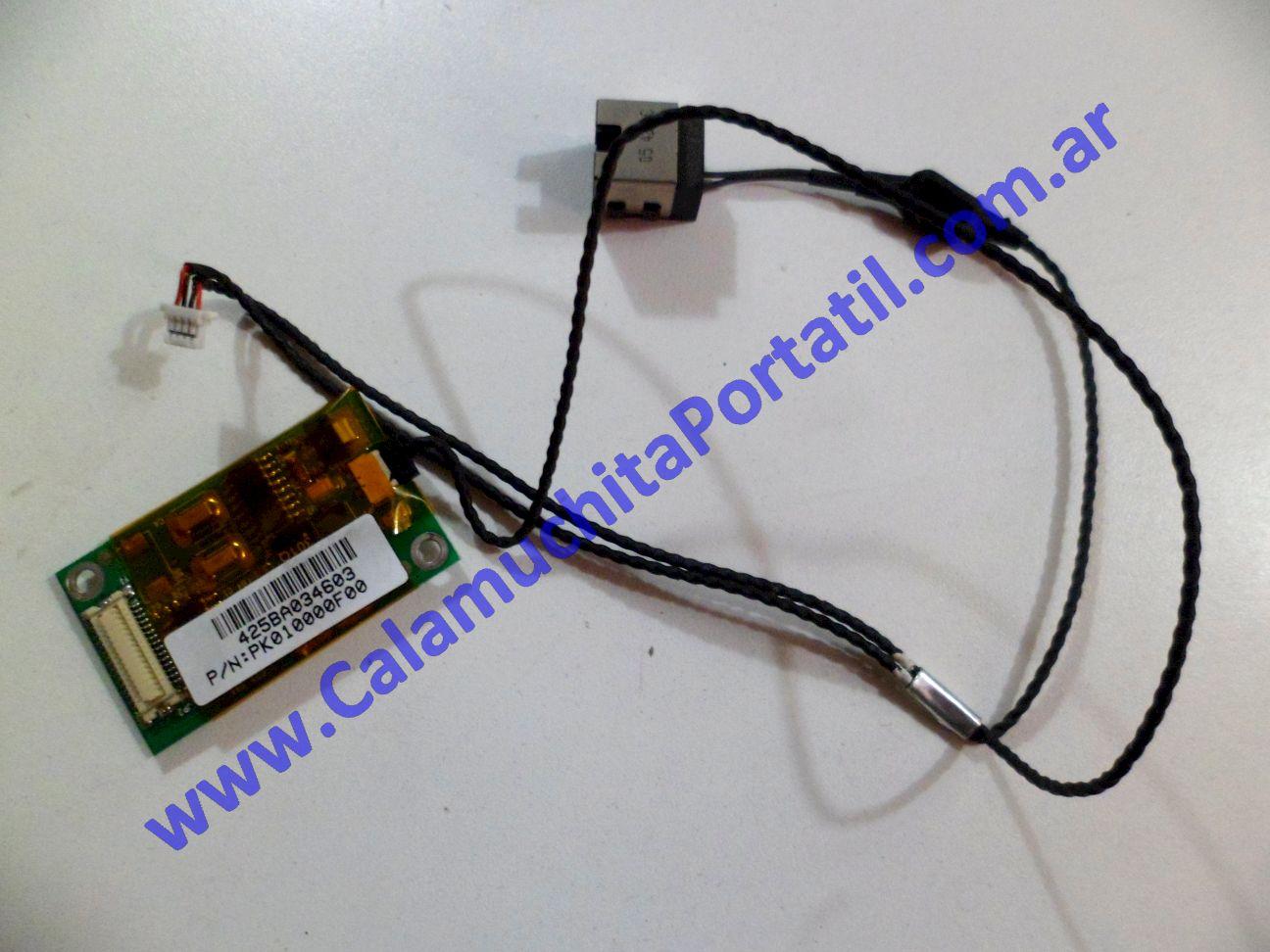 0059PMO Placa Módem Toshiba Tecra A5-SP559