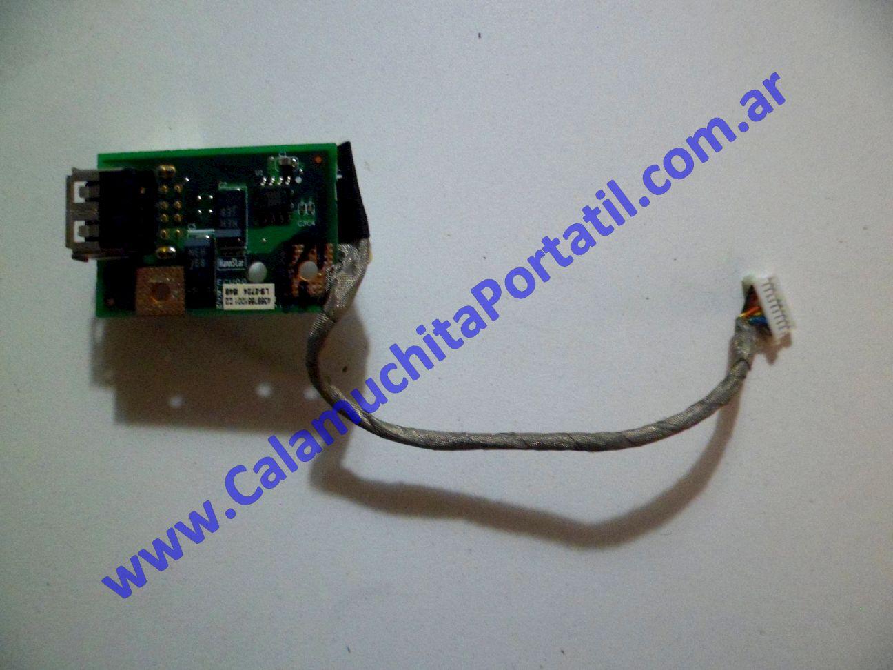 0059PUS Placa USB Toshiba Tecra A5-SP559