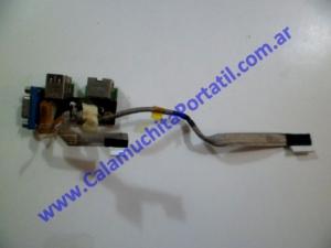 0059PUT Placa USB Toshiba Tecra A5-SP559