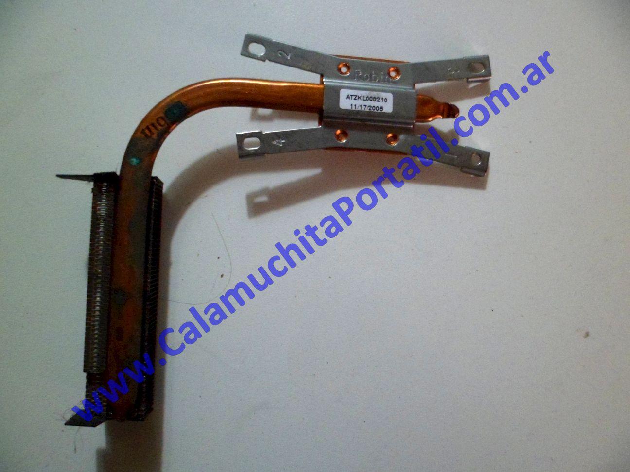 0059UDA Disipador Toshiba Tecra A5-SP559