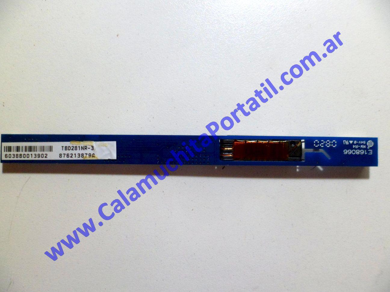0060INV Inverter Fujitsu Siemens Amilo La1703