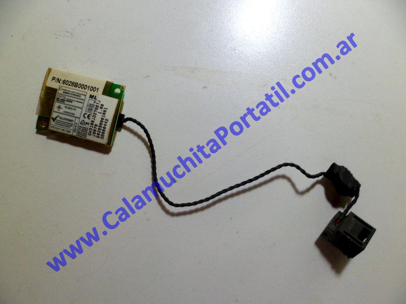 0060PMO Placa Módem Fujitsu Siemens Amilo La1703
