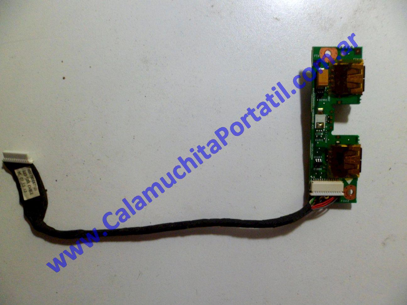 0060PUS Placa USB Fujitsu Siemens Amilo La1703