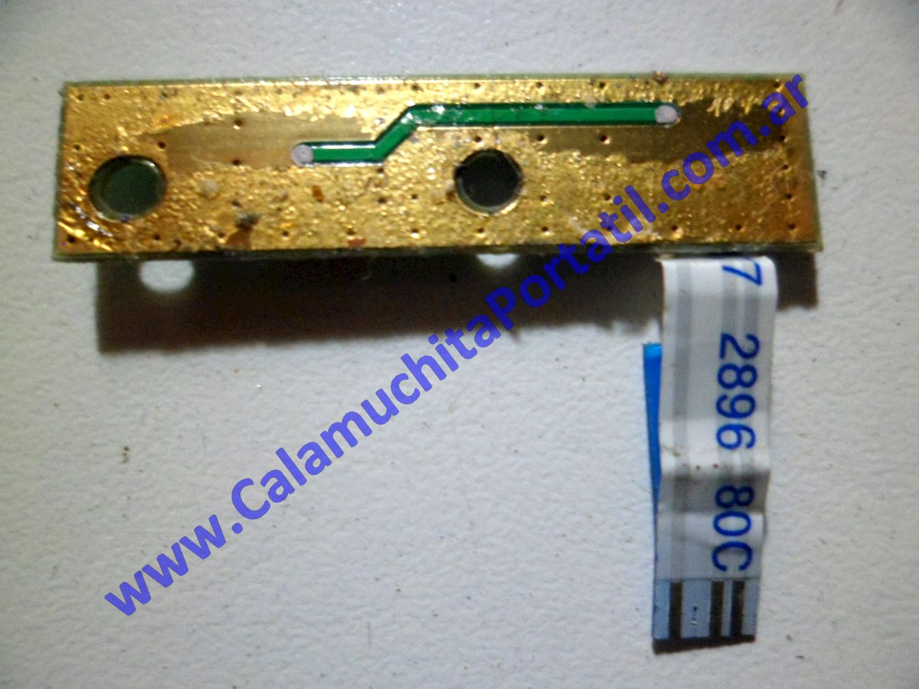 0063PEN Placa Encendido Dell Inspiron 1546