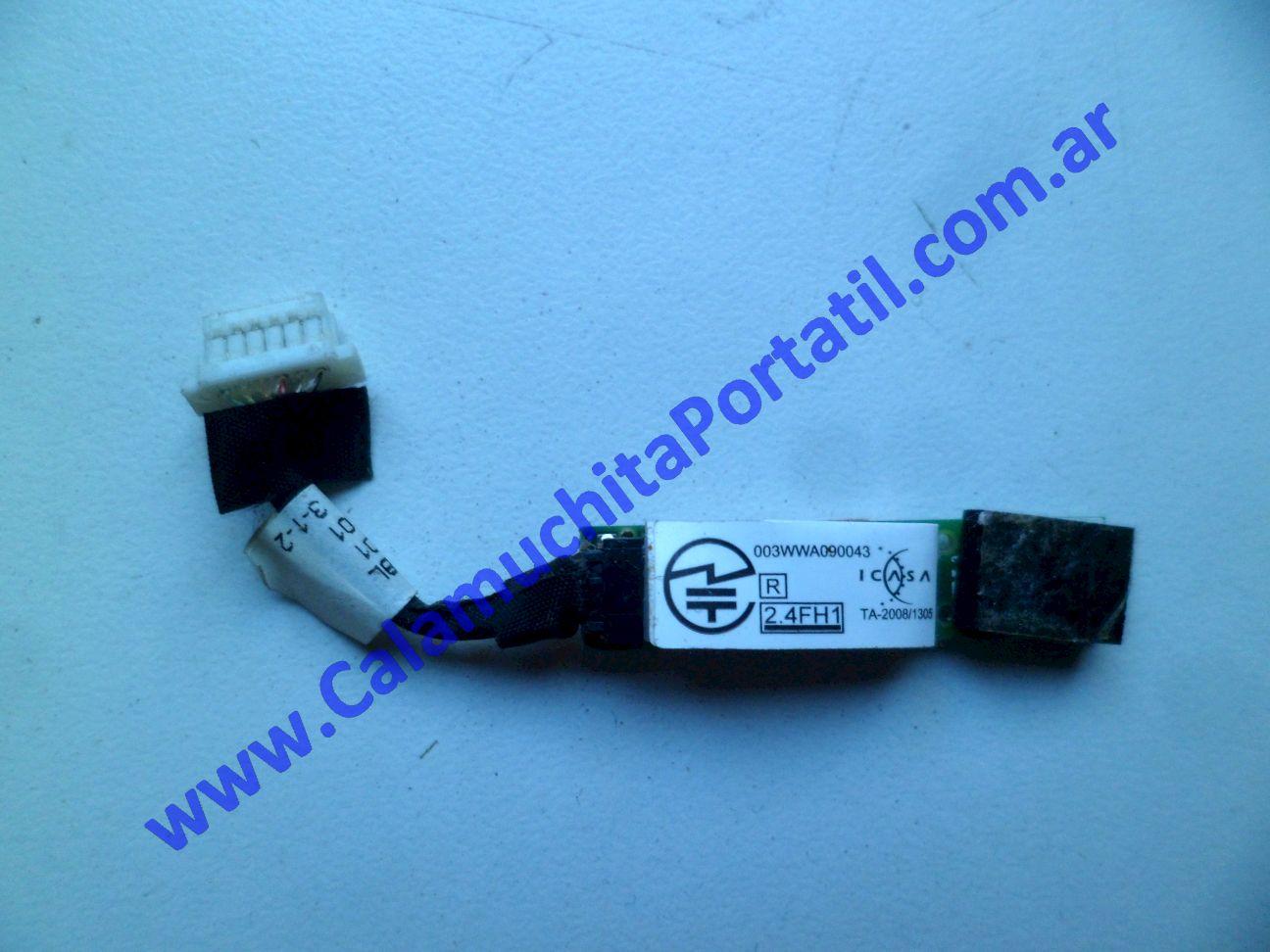 0071PBL Placa Bluetooth Lenovo Ideapad V360 / 0911