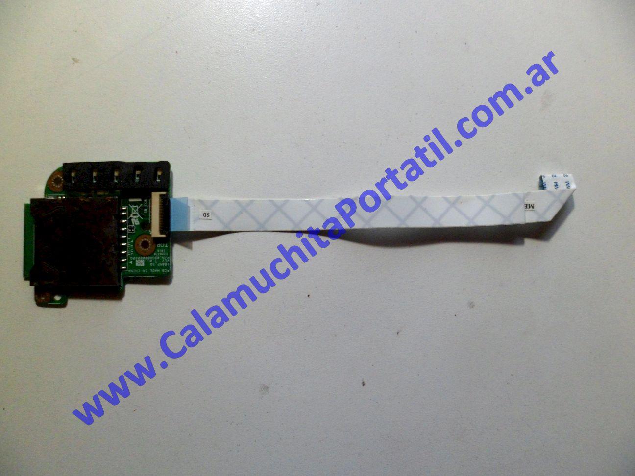 0074PCR Placa CardReader Asus Eee PC 1005PE