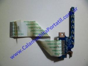0075PLE Placa Leds Acer Aspire One 532… / NAV50