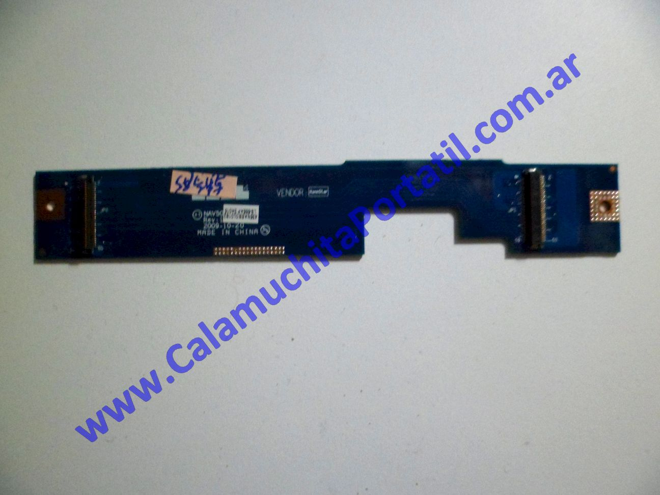 0075POT Placa Otra Acer Aspire One 532… / NAV50