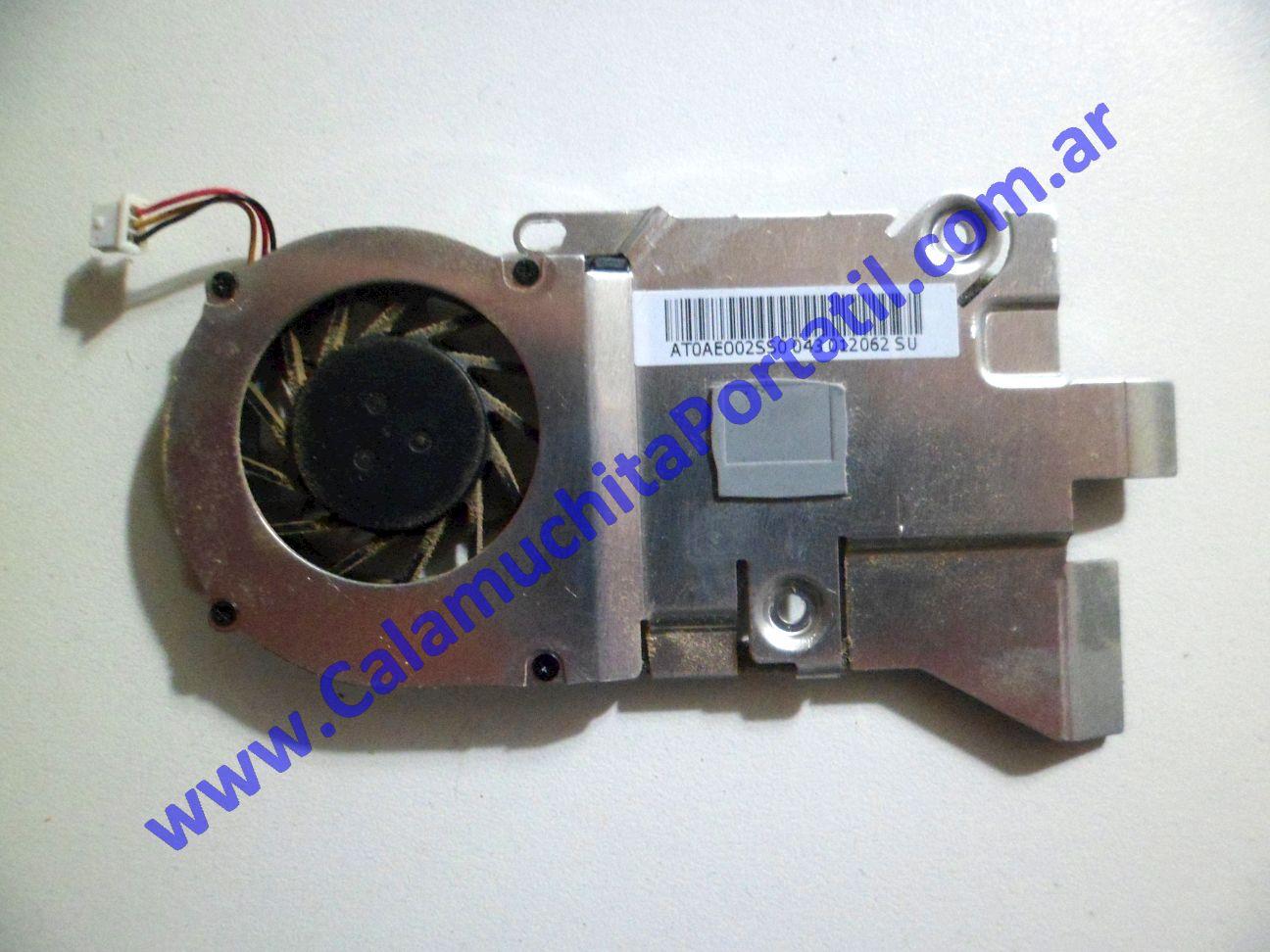 0075VDA Cooler C/Disipador Acer Aspire One 532… / NAV50