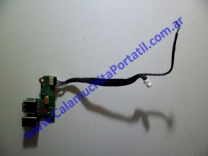0078JPO Conector Power Compaq Presario F500 / F505LA