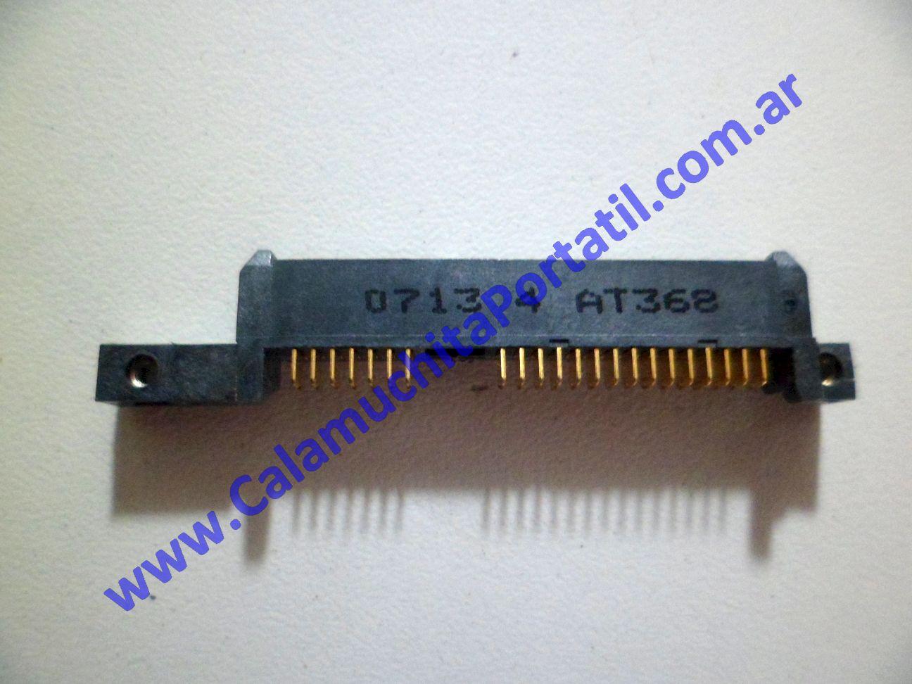 0078JRI Conector Rígido Compaq Presario F500 / F505LA