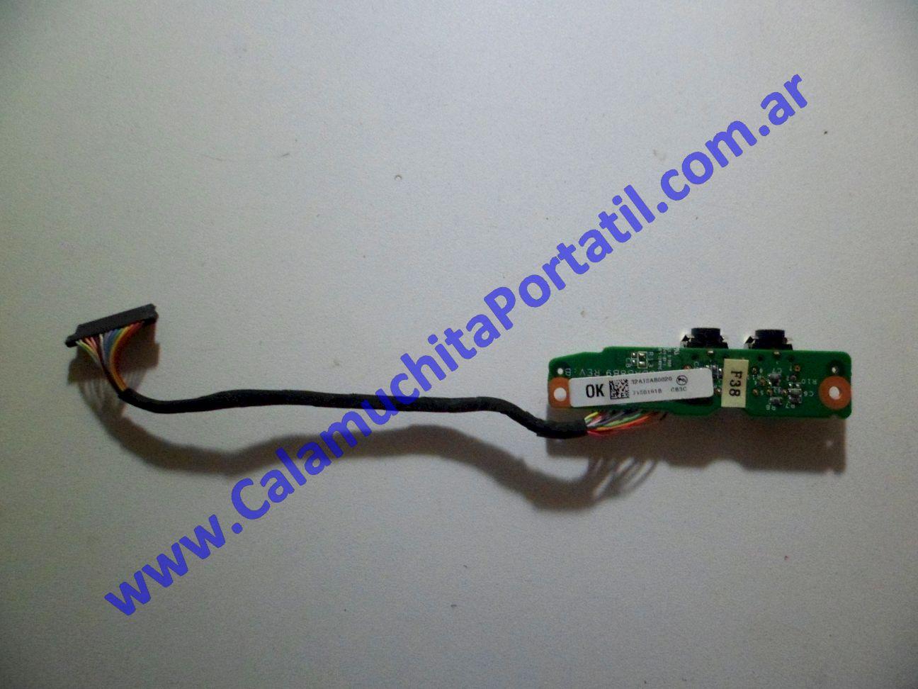 0078PSO Placa Sonido Compaq Presario F500 / F505LA