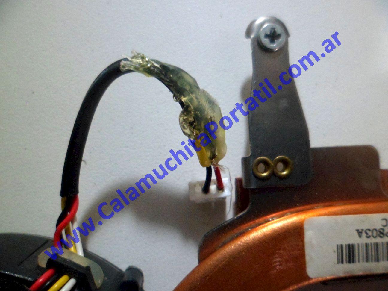 0078VDA Cooler C/Disipador Compaq Presario F500 / F505LA