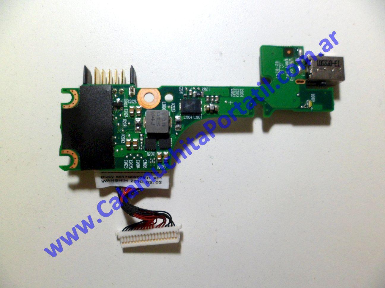 0079JPO Conector Power Compaq Mini 102