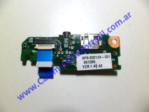0079PUS Placa USB Compaq Mini 102
