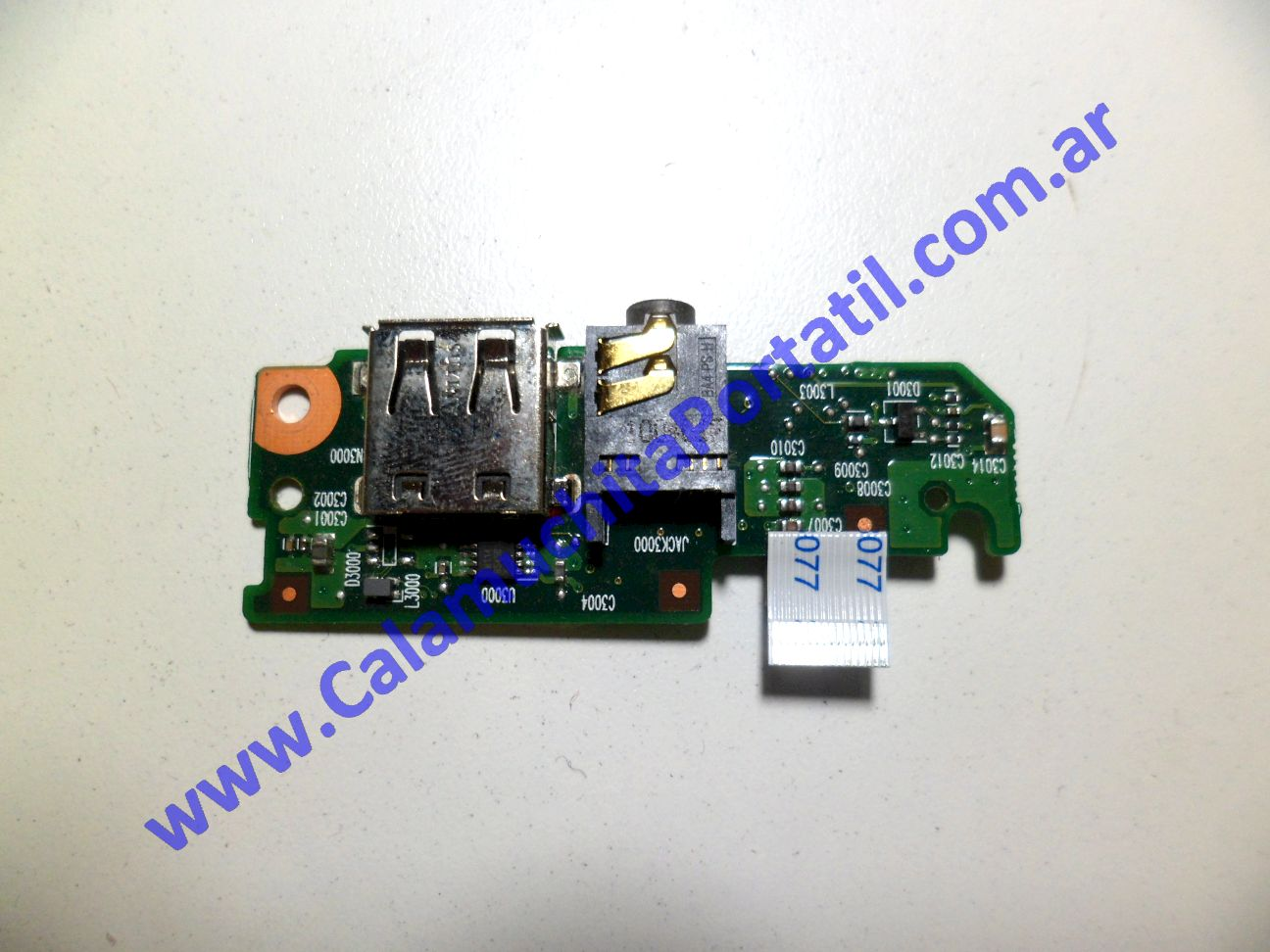0079PUS Placa USB Compaq Mini 102