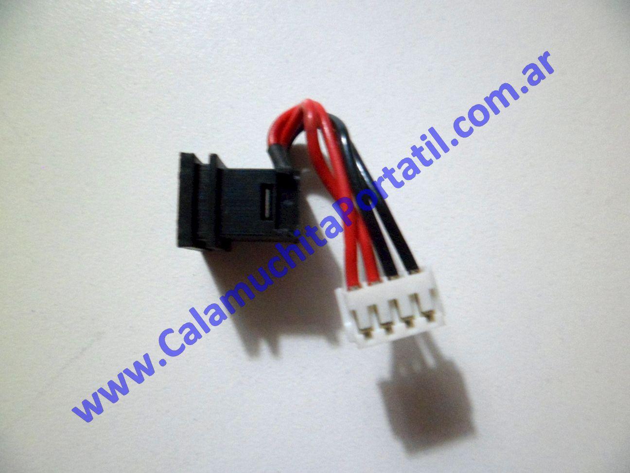 0080JPO Conector Power Toshiba SA80-131 / PSA80E-03T00JSP