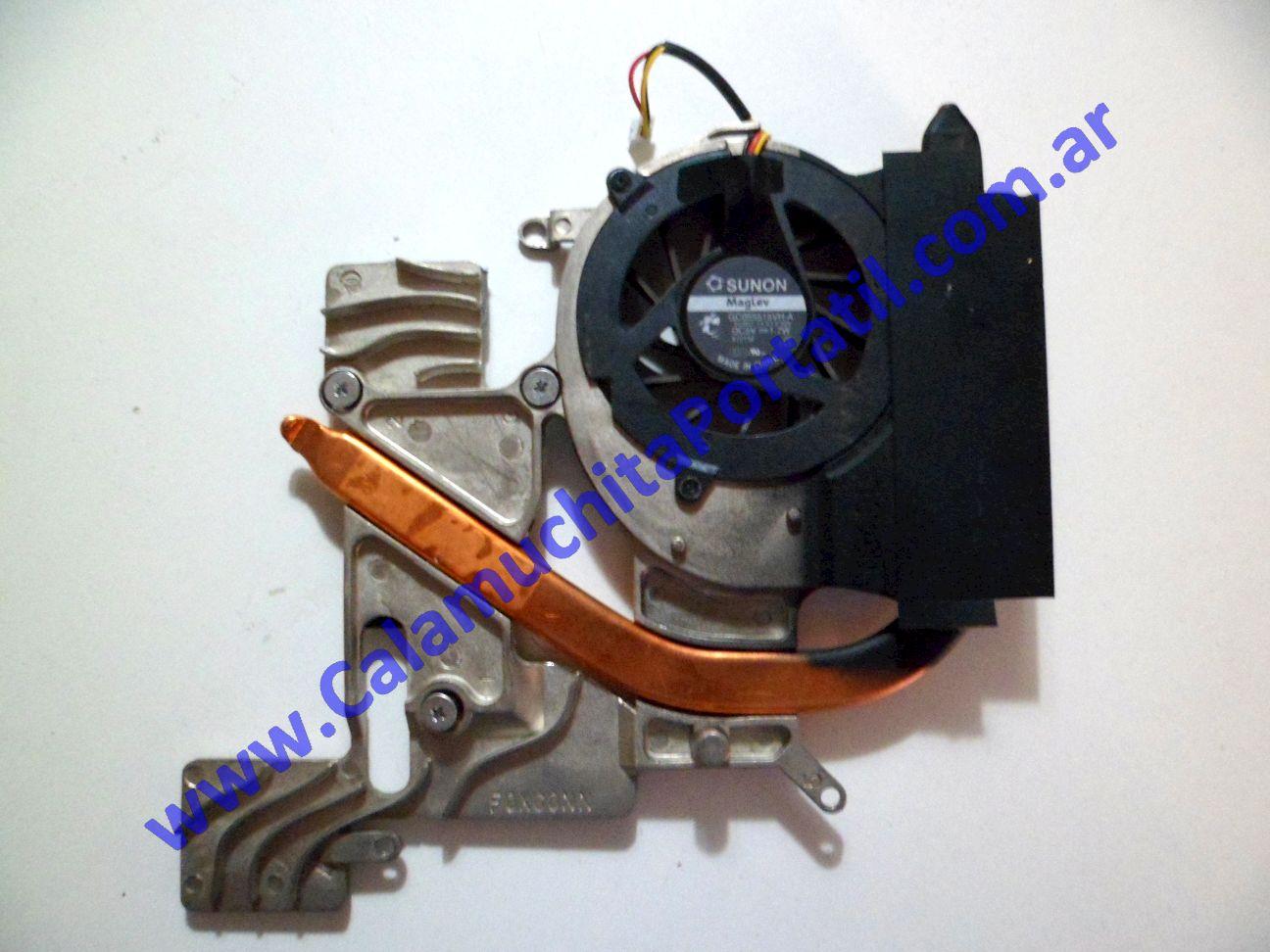 0082VDA Cooler C/Disipador Acer Aspire 5052-AWXMi