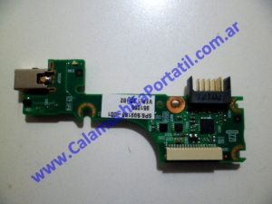 0086JPO Conector Power Compaq Mini CQ10-120LA