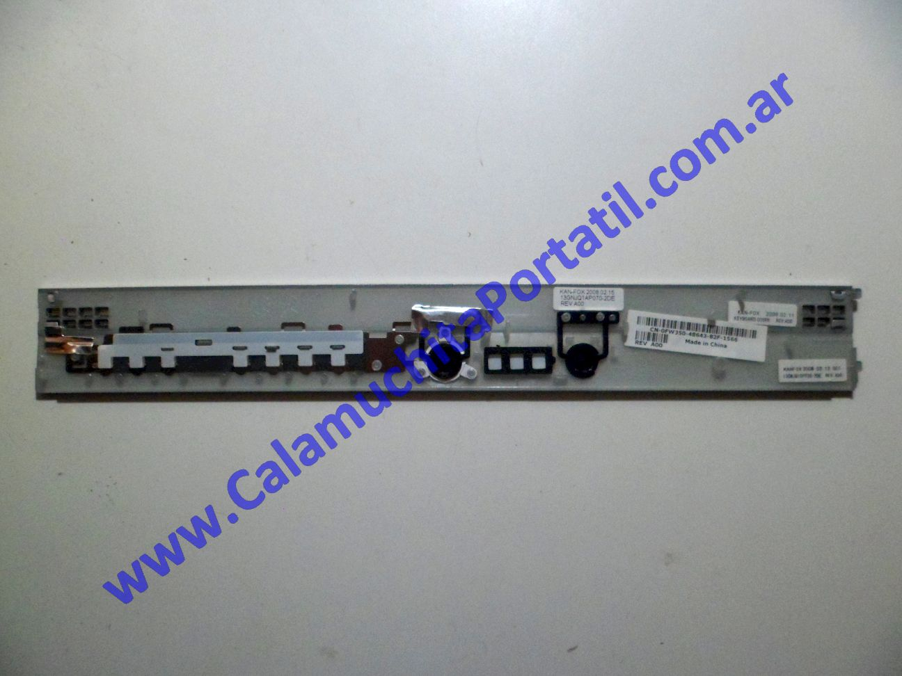 0087CBO Carcasa Botonera Dell Inspiron 1420