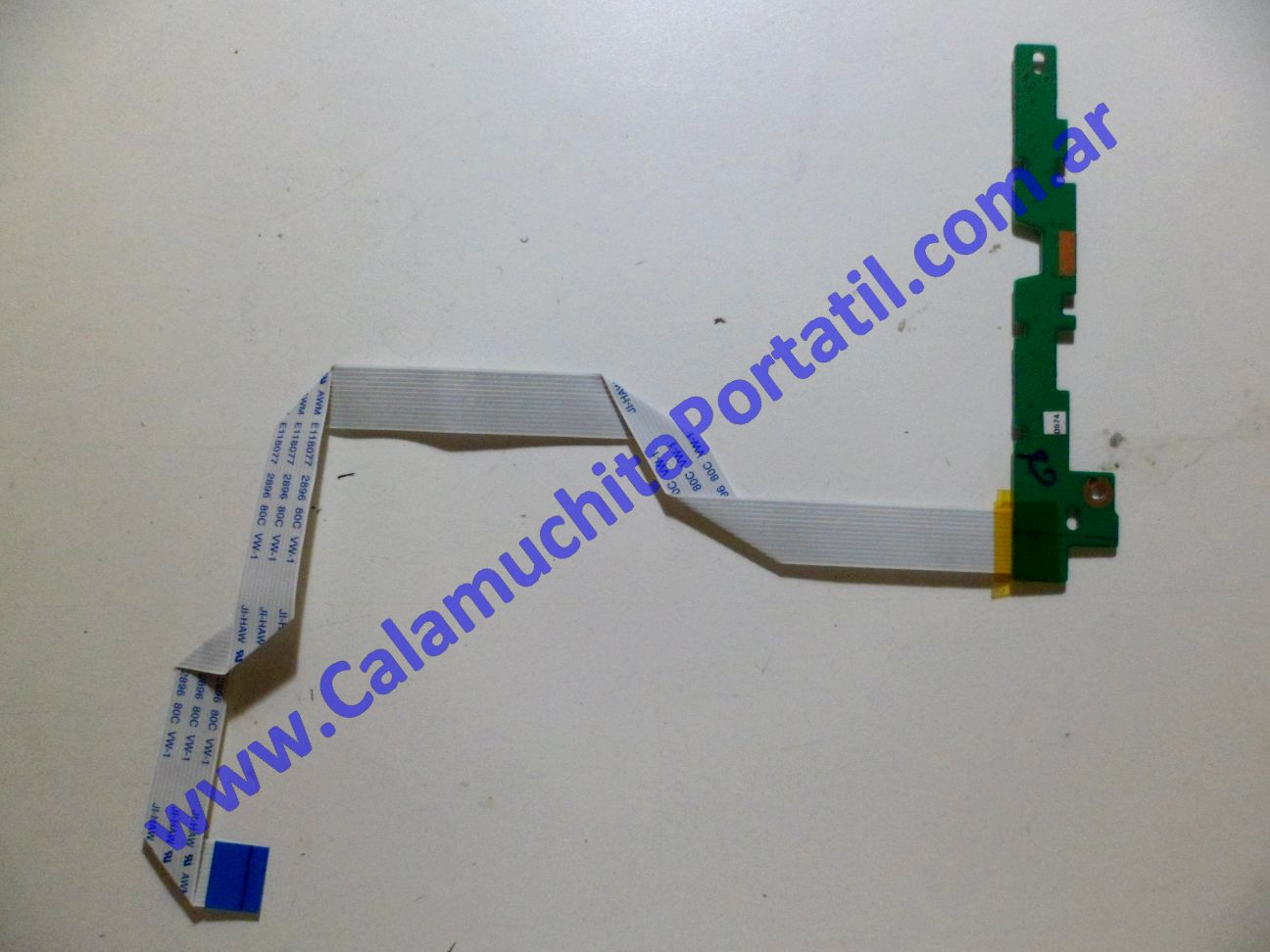 0087PAU Placa Auxiliar Dell Inspiron 1420