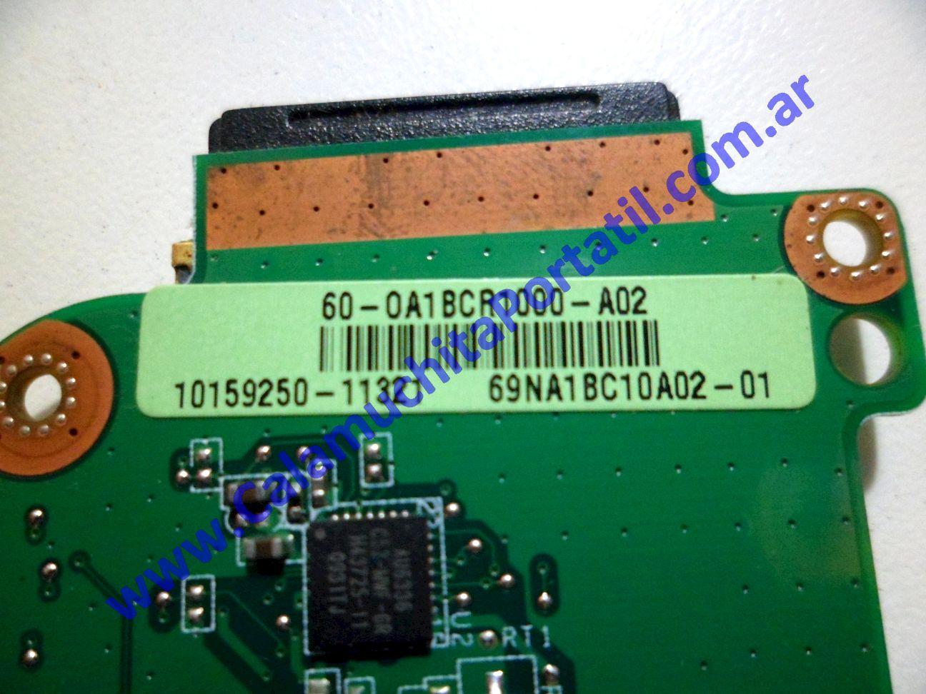 0088PLE Placa Leds Asus Eee PC 1005HA