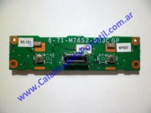 0093PFP Placa FingerPrint Banghó B-76X0TU