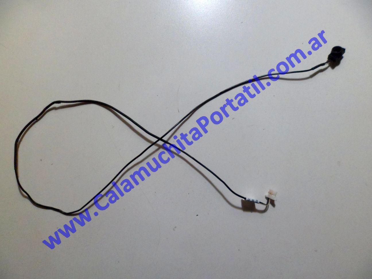 0094EMI Micrófono Compaq Presario CQ40-630la / WD222LA#AC8