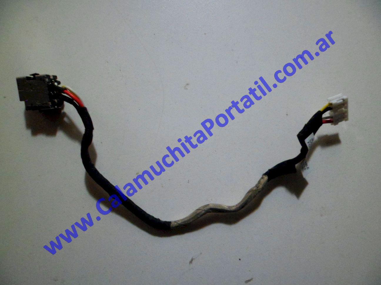 0094JPO Conector Power Compaq Presario CQ40-630la / WD222LA#AC8