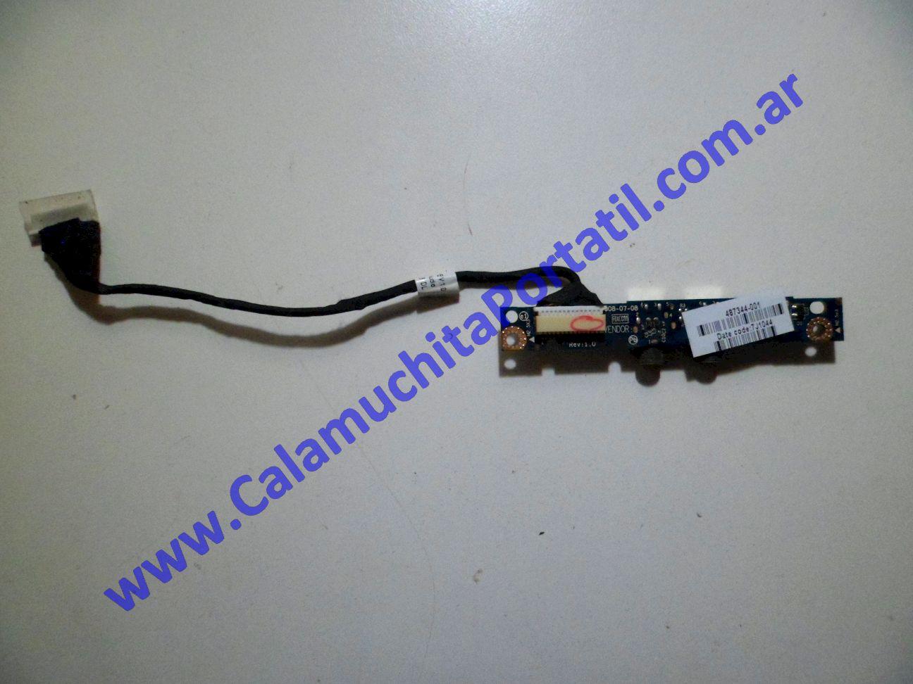 0094PSO Placa Sonido Compaq Presario CQ40-630la / WD222LA#AC8
