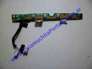 0096PAU Placa Auxiliar Asus Eee PC 1000HA