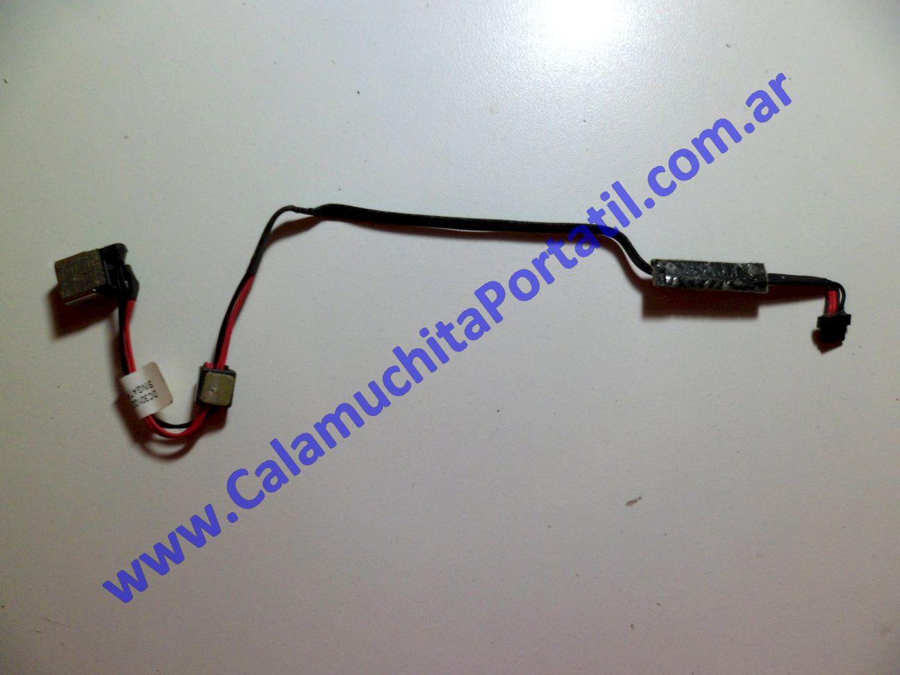 0097JPO Conector Power Acer Aspire One D250-1409 / KAV60