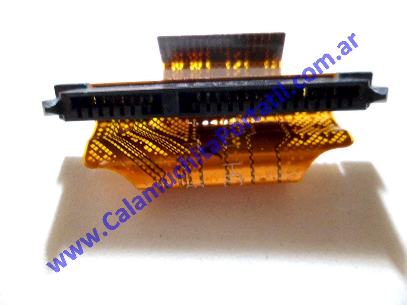 0098JRI Conector Rígido LG Z1 Pro Express Dual / LGZ1
