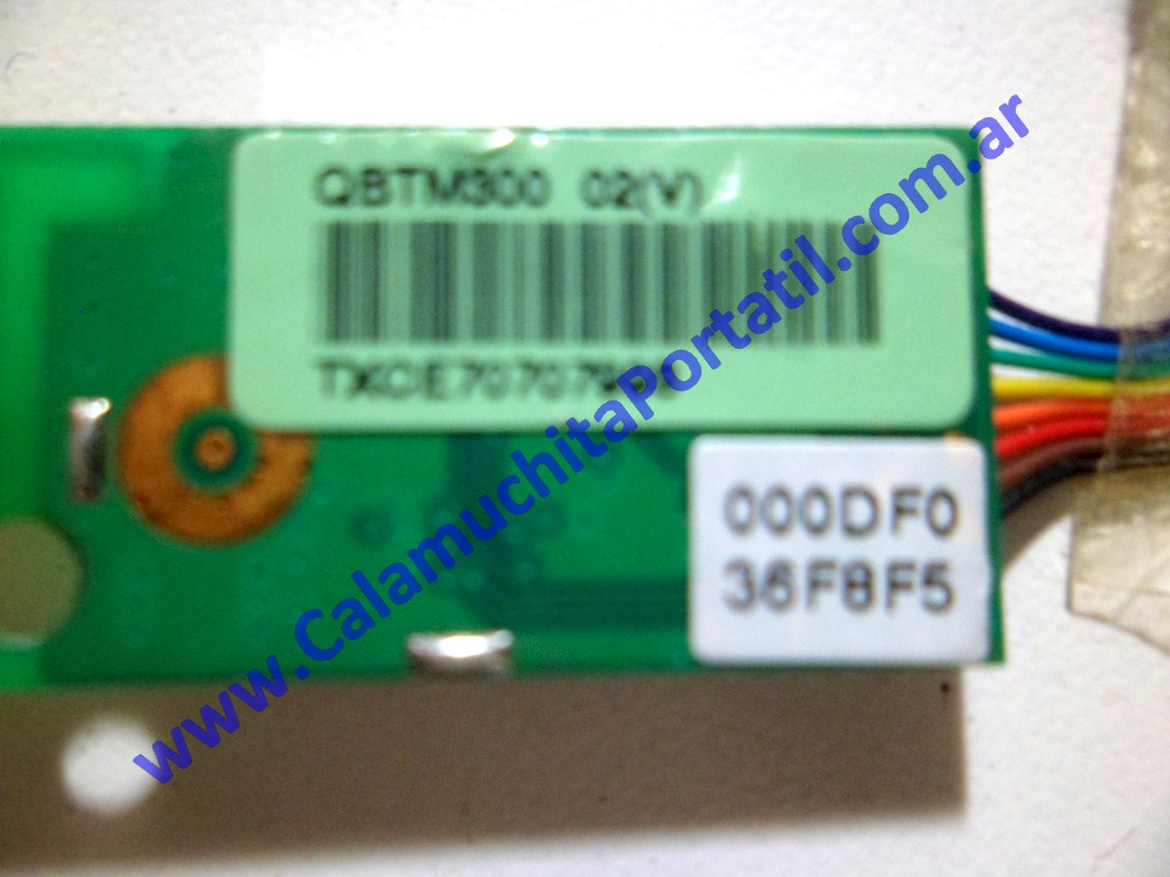 0098PBL Placa Bluetooth LG Z1 Pro Express Dual / LGZ1