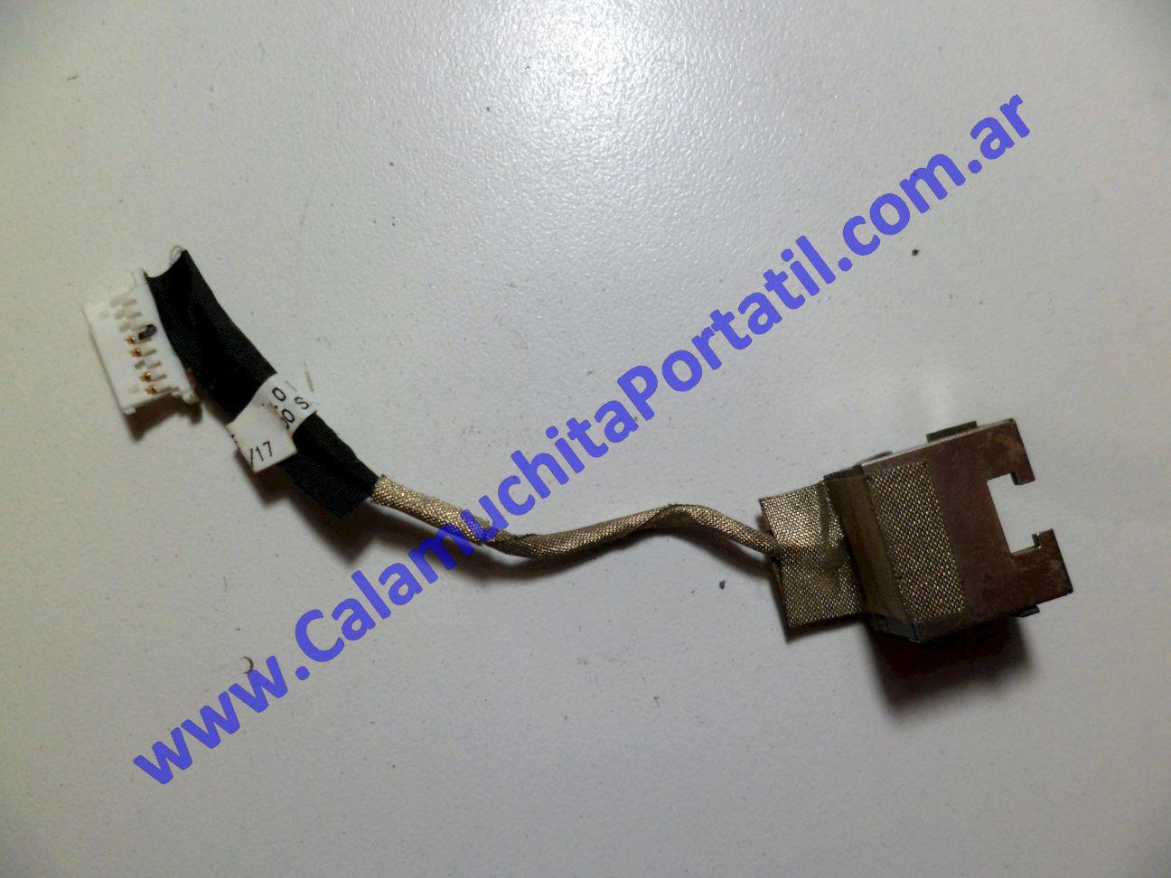 0103JLA Conector Lan Toshiba NB505-SP0110L