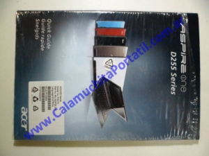 0108AMA Manual Acer Aspire One D255-2256 / PAV70