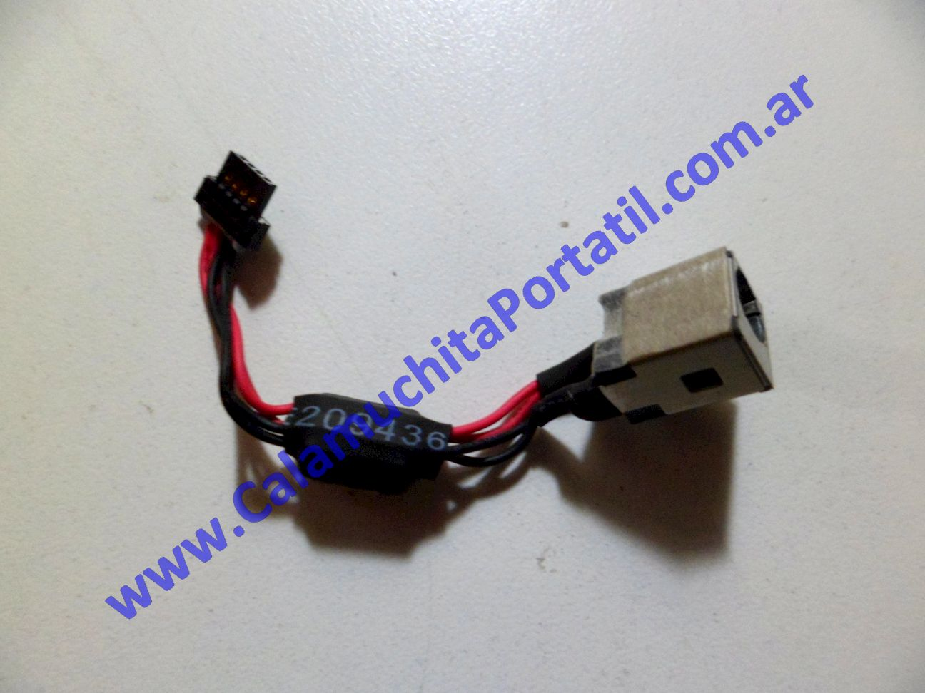 0108JPO Conector Power Acer Aspire One D255-2256 / PAV70