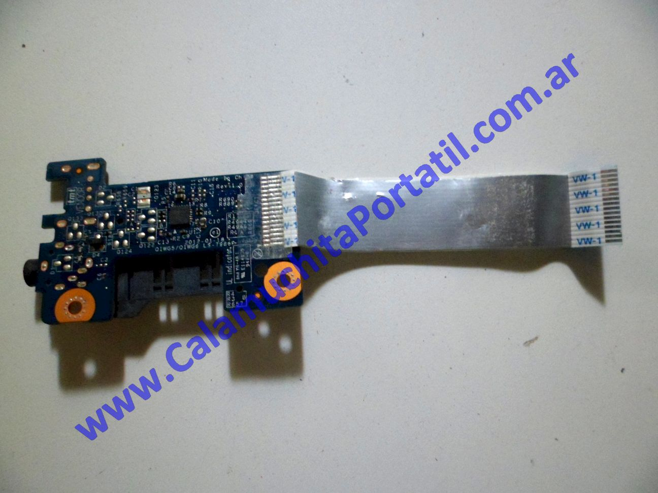 0109PCR Placa CardReader Lenovo G480 / 20149