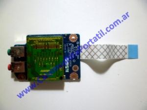 0116PCR Placa CardReader Lenovo G460 / 0677