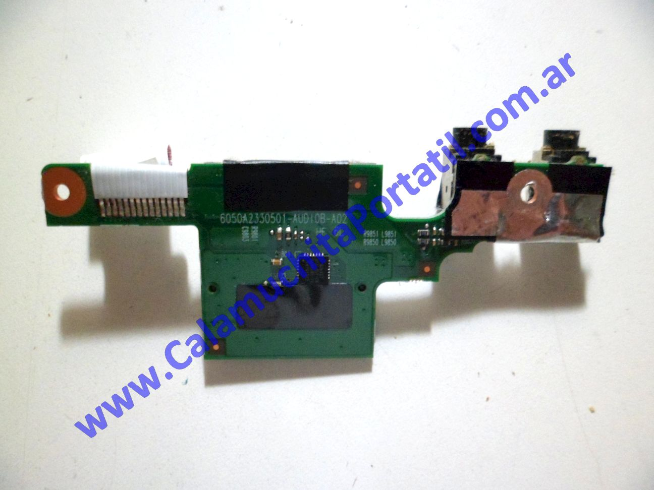 0119PCR Placa CardReader Hewlett Packard HP 425 / XD057LA#AC8