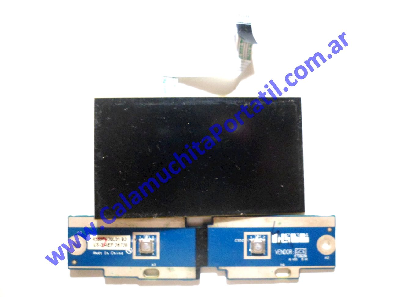 0122CTO Carcasa Touchpad EXO FT01