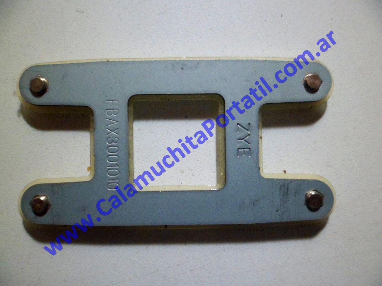0123UDX Disipador accesorio Compaq Presario CQ42-205LA