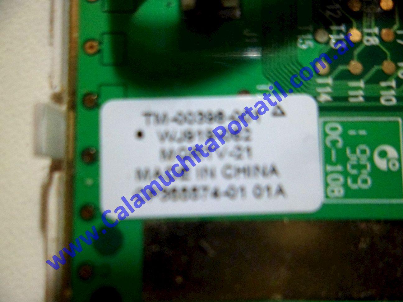 0125CTO Carcasas Touchpad Banghó M76X0S