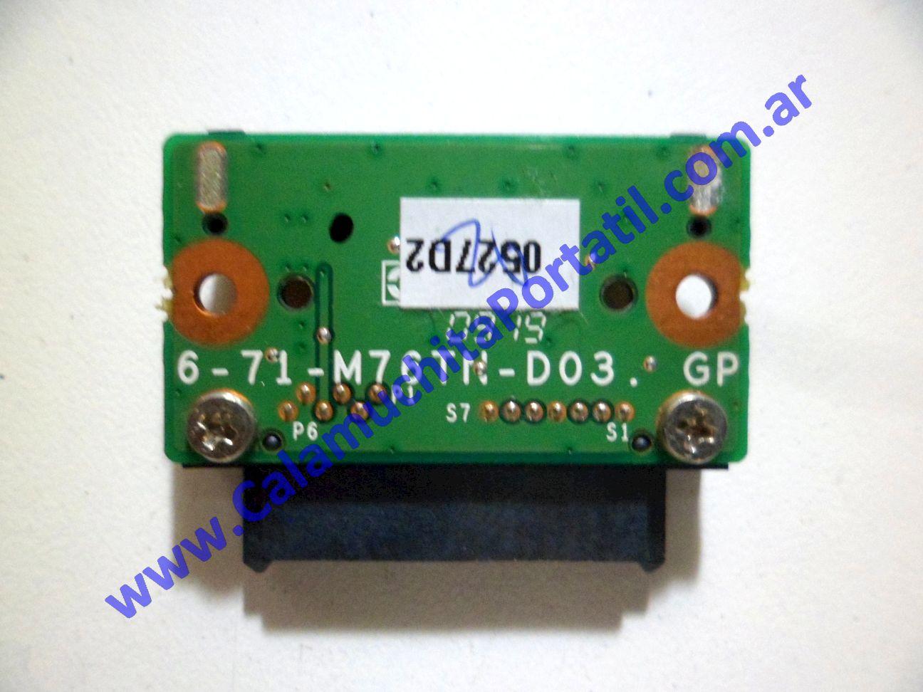 0125JOP Conector Optico Banghó M76X0S