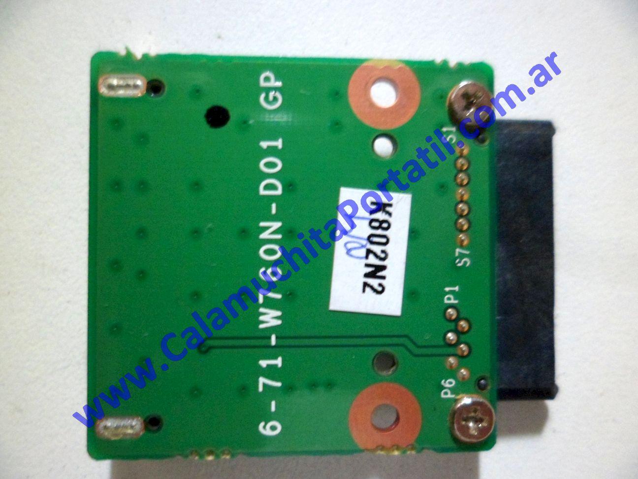 0126JOP Conector Optico Banghó B-763XK