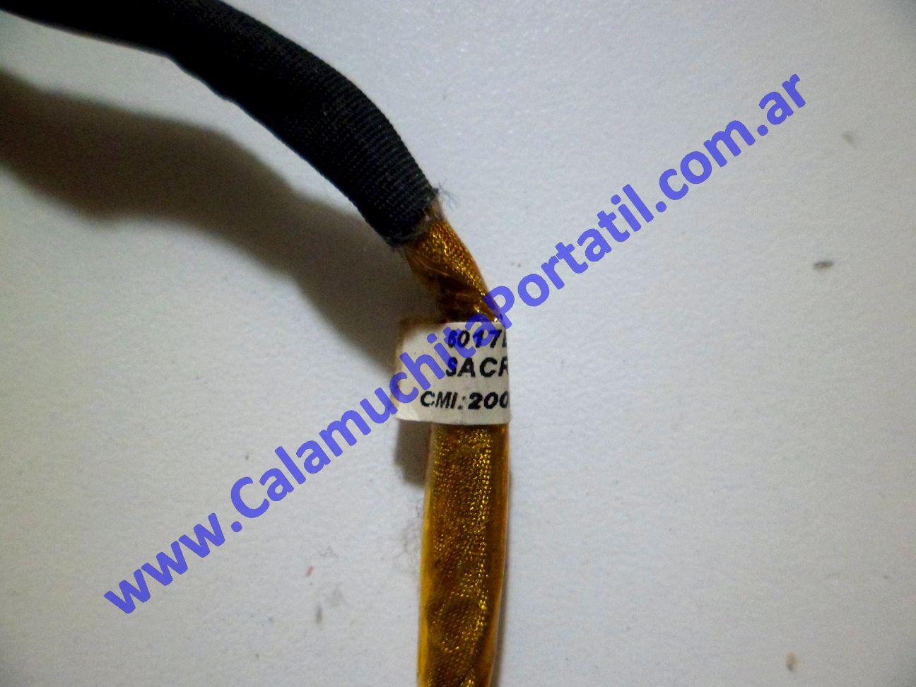 0131JVI Conector Video Toshiba Satellite L305D-S5934 / PSLC8U-03701Q